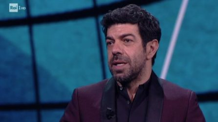 """Favino sul monologo di Sanremo: """"Testo sull'estraneità in generale. La mia politica è capire le emozioni"""""""