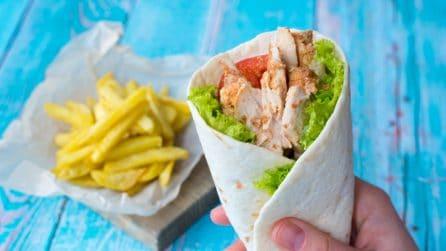 Kebab fatto in casa: la ricetta che non vedrete l'ora di provare!