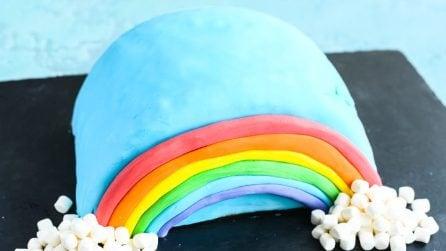 Torta arcobaleno: la ricetta perfetta per ogni occasione!