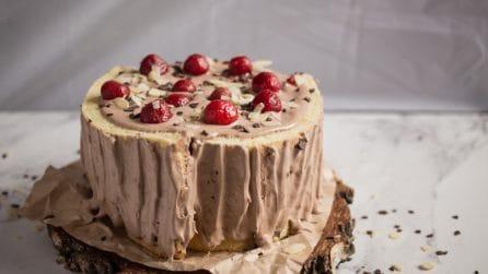 Spiral cake