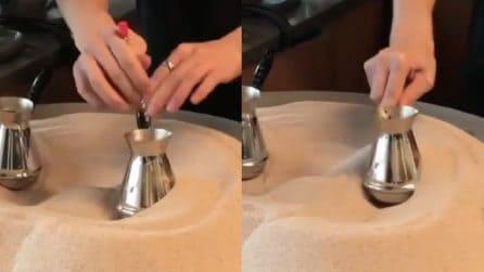Il caffè cotto sulla sabbia: l'antico e particolare metodo di preparazione