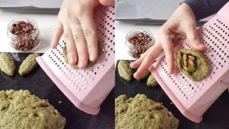 Biscotti al pistacchio deliziosi e originali: stupirete i vostri ospiti