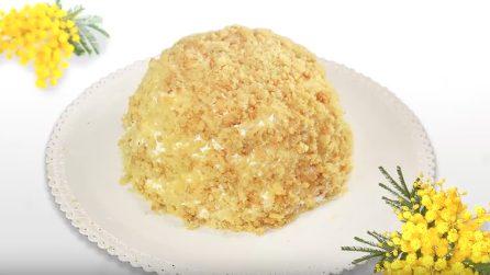 Torta mimosa: la ricetta per un ottimo dessert