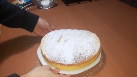 Cheesecake giapponese: come realizzarla con solo 3 ingredienti