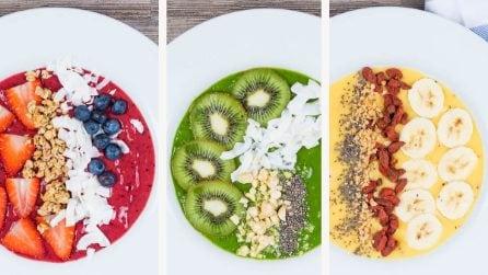 3 deliziosi frullati per aiutarvi a perdere peso!