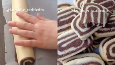 Girella al cacao: come prepararla velocemente