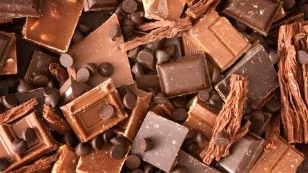 Addio al cioccolato tra 30 anni per colpa del riscaldamento globale