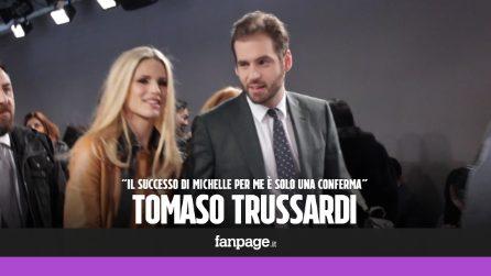 """Tomaso Trussardi: """"Il successo di Michelle a Sanremo per me è solamente una conferma"""""""