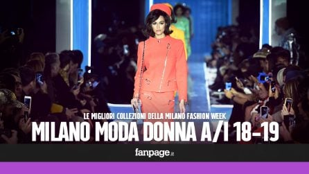 Milano Fashion Week: le 10 collezioni top viste in passerella