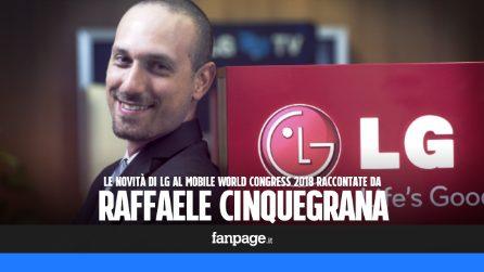 """Raffaele Cinquegrana di LG: """"Non serve acquistare un nuovo smartphone per avere novità"""""""