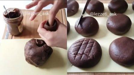 Palline al cioccolato ripiene: ottime per la colazione o per il dessert