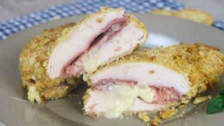 Pollo ripieno: la ricetta per un piatto da leccarsi i baffi!
