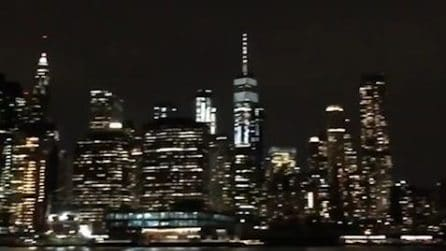 Il suggestivo e strepitoso skyline di Manhattan