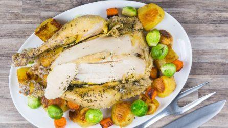 Pollo al sale: una ricetta così saporita che non la lascerete più!