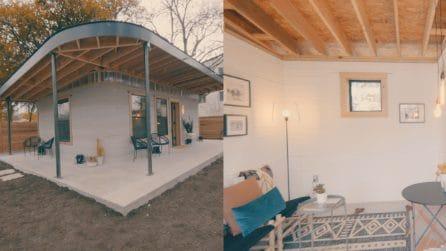 Costruisce una casa in 24 ore per meno di 4.000 Euro: il segreto? La Stampante 3D