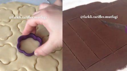 Ricava la forma desiderata con gli stampini: prepara dei deliziosi biscotti