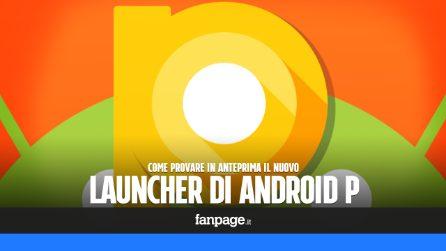 Android P: provare in anteprima la nuova interfaccia grafica