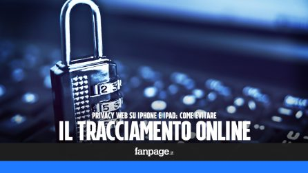 Privacy web su iPhone: evitare che i siti traccino la tua attività online