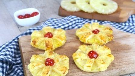 Tortine all'ananas: facili, saporite e sfiziose!