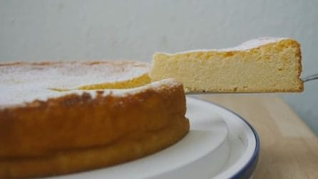 Cheesecake senza base al biscotto: una delizia per il palato