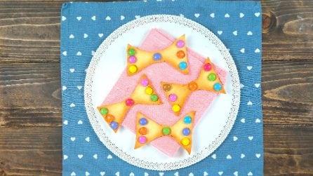 Festa del papà: come fare dei biscotti a forma di papillon