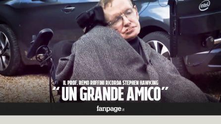 Ultime volontà di Hawking: 'La Formula di Massa sulla mia lapide', racconta lo scienziato Ruffini