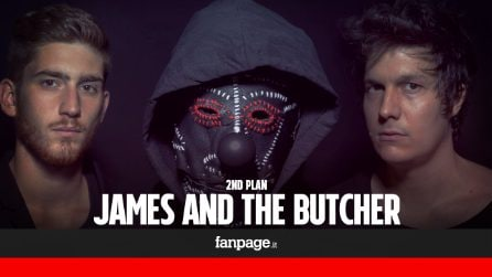 2nd Plan - James and the Butcher (ESCLUSIVA)