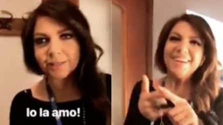 """""""I camerini dell'Ariston sono gelidi"""": ecco la soluzione di Cristina D'Avena"""