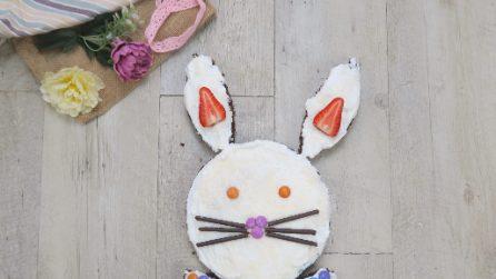 Torta coniglietto di Pasqua: i bambini la ameranno!
