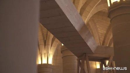 Parigi, la Senna entra in un palazzo: ma è un'installazione