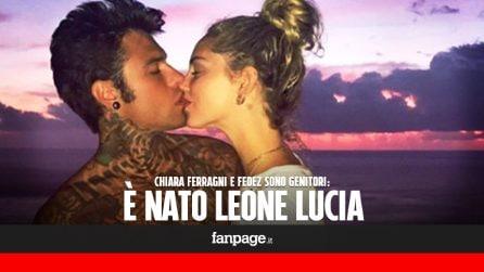 Chiara Ferragni e Fedez genitori: è nato Leone Lucia. Ecco dove ha partorito la influencer