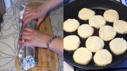 Medaglioni di ricotta: una ricetta facile e gustosa