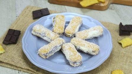 Pavesini cocco e cioccolato: il dolcetto che piacerà a grandi e piccini!