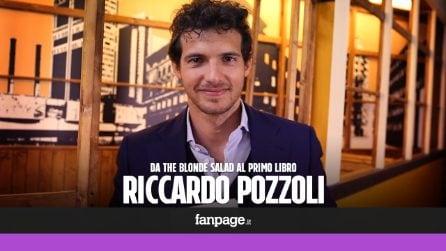 """Dalla Ferragni al primo libro, Riccardo Pozzoli si racconta: """"Abbiamo iniziato con 10 dollari"""""""