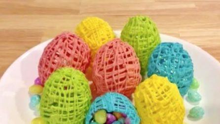 Uova colorate al cioccolato: rendi speciale la tua Pasqua