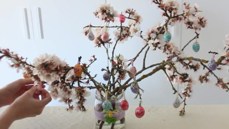 Albero pasquale: ecco come farlo a casa tua