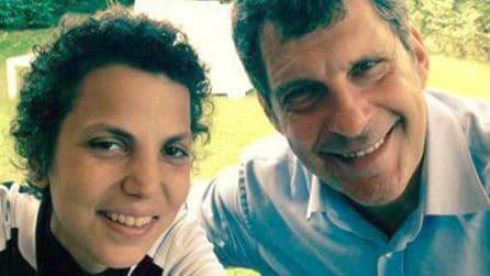 """Fabrizio Frizzi donò il midollo a Valeria: """"Ho sempre la sensazione che mi stringa la mano"""""""