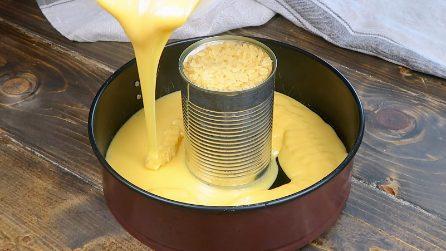 Mette il riso al centro della teglia: il trucchetto geniale da provare