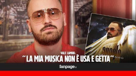 """Vale Lambo presenta """"Angelo"""", il suo primo album solista: 'Ci vogliono le palle per ascoltarlo"""""""