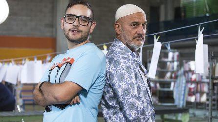 """Il trailer ufficiale di """"Arrivano i prof"""", il film con Claudio Bisio e Rocco Hunt"""