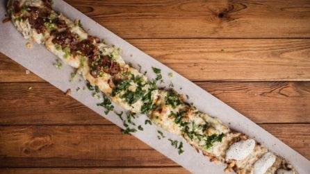 Baguette di patate: l'idea perfetta per una cena gustosa!