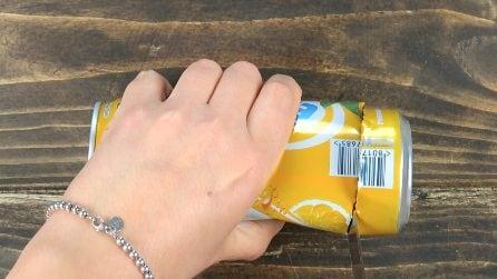 Taglia una lattina in questo modo: il trucco utile per fare i biscotti