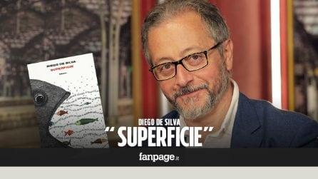 """Il reading dei luoghi comuni di Diego De Silva: """"Superficie"""", l'ultimo libro del papà di Malinconico"""