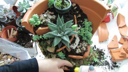 Giardino delle fate: una bellissima idea da realizzare