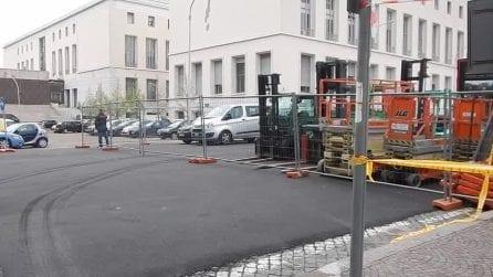 Roma si prepara per la Formula E: lavori in corso per trasformare le strade in un circuito