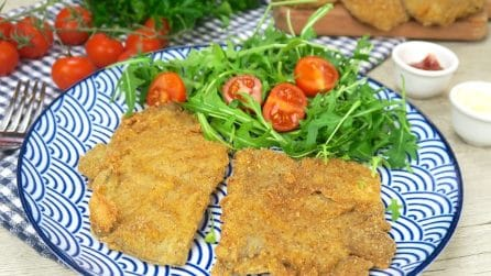 Mushroom cutlet: this vegetarian recipe is sure to please everyone!