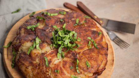 Frittata di patate: facile, veloce e saporita!