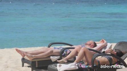 L'Isola di Boracay nelle Filippine chiusa ai turisti: troppo inquinamento
