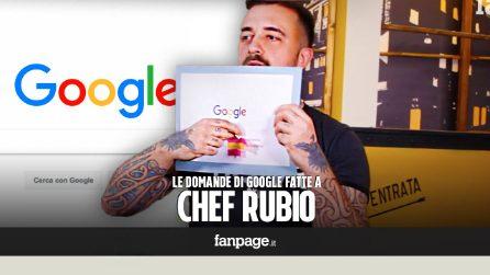 Isola dei Famosi, Gay, Masterchef e Pizza di Cracco: Chef Rubio risponde alle domande di Google
