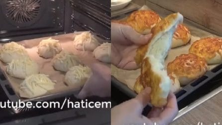 """""""Bombe"""" al formaggio morbide e saporite: ecco come prepararle"""